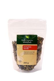 Health Connection Wholefoods Pumpkin Seed - 200g