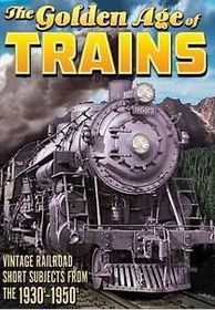 Trains:Golden Age of Trains - (Region 1 Import DVD)