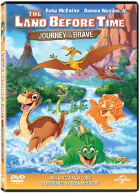 The Land Before Time: Journey Of The Brave (DVD)