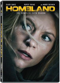 Homeland Season 5 (DVD)