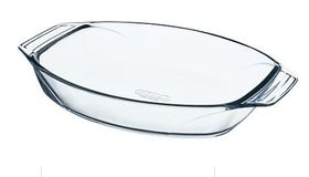 Pyrex - Optimum Glass Oval Roasters - 2.8 Litre