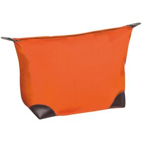 Eco Trendy Cosmetic Bag - Orange