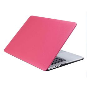 "Astrum Laptop Shell Mac 12"" Leather Pink - LS230"
