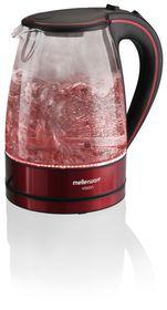 Mellerware - Vision ll Glass Kettle - Red