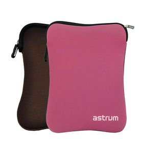 "Astrum 10.0"" Dual Side Neoprene Sleeve - TS100 Pink / Brown"