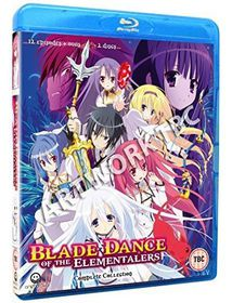 Blade Dance of the Elementalers: Complete Series One Collection (Blu-Ray)