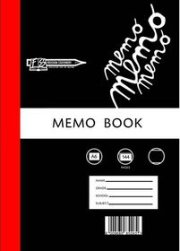 Freedom Stationery 144 Page A6 Memo Book