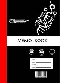 Freedom Stationery 128 Page A6 Memo Book