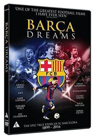 Barca Dreams (DVD)