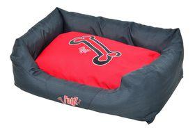 Rogz - Spice Podz Dog Bed - Small - Red Rogz BonesDesign
