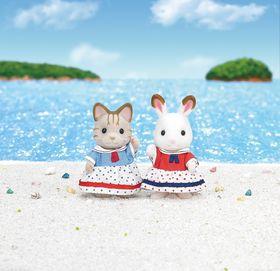 Sylvanian Families Seaside Friends