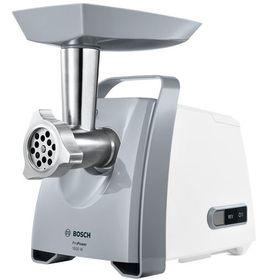 Bosch - Meat Mincer Blocking Power - White & Grey
