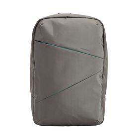 "Kingsons 15.6"" Arrow Backpack - Grey"