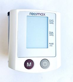 Rossmax Automatic Wrist Blood Pressure Monitor S150
