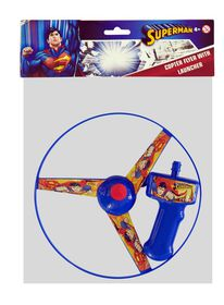 Justice League Superman Copter With Launcher