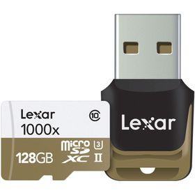 Lexar 128GB Professional 1000x Micro SD Card