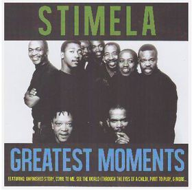 Stimela - The Greatest Moments (CD)