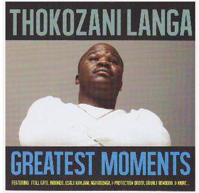 Thokozani Langa - The Greatest Moments (CD)