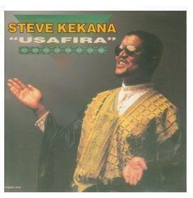 Steve Kekana - Usafira (CD)