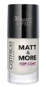 Catrice Matt & More Top Coat Translucent