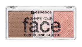 Essence Shape Your Face Contouring Palette 10 Multi
