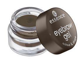 Essence Eyebrow Gel and shape 01 Brown