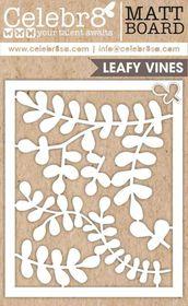 Celebr8 Matt Board Midi - Leafy Vine