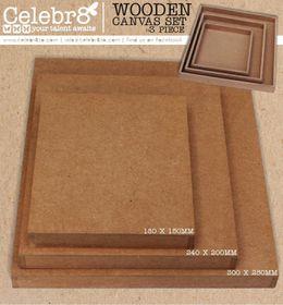 Celebr8 Off The Page - Canvas Set