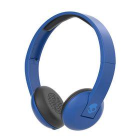 SkullCandy Uproar Bluetooth Earphones - Royal/Cream/Blue