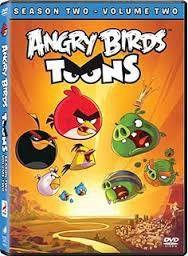 Angry Birds Toons Season 2 Vol 2 (DVD)