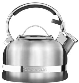 KitchenAid Stove Top Kettle - Silver