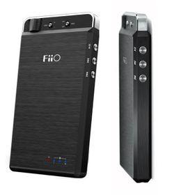 FiiO E18 Portable Headphone Amplifier - Black