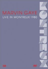 Marvin Gaye - Live In Montreux 1980 (DVD)
