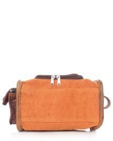 G7 MK1 Wash Bag - Burnt Orange