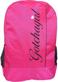 Gotcha Basic Backpack - Excite Pink