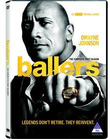 Ballers Season 1 (DVD)
