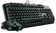 Coolermaster Storm Devastator II Gaming Combo - Green LED