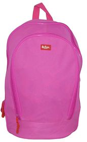 Lee Cooper Student Backpack- Small - Pink
