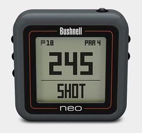 Bushnell Neo Ghost Golf GPS - Charcoal