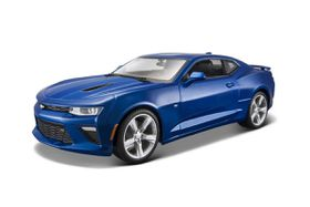 Maisto 1/18 Chevrolet Camarro 2016 in Blue