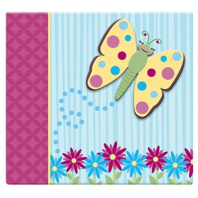 MCS 12x12 Postbound Album - Butterfly
