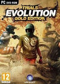 Trials Evolution: Gold Edition Steelbook (PC)