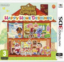 Animal Crossing: Happy Home Designer (3DS)