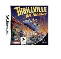 Thrillville: Off the Rails (NDS)