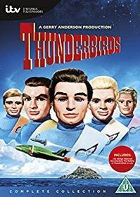 Classic Thunderbirds The Complete Collection (DVD)
