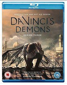 Da Vinci's Demons: Series 3 (Blu-Ray)