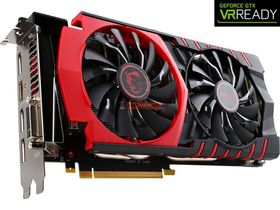 MSI nVidia GeForce GTX980TI GPU 6.0GB GDDR5