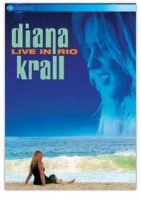Diana Krall- Live In Rio  (EV classics)  (CD)