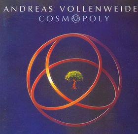 Andreas Vollenweider - Cosmopolyv (CD)