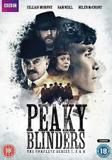 Peaky Blinders: The Complete Series 1-3 (DVD)